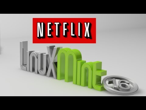 Install Netflix Desktop App On Linux Mint 16  Ubuntu