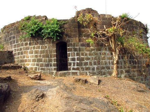 GHODBUNDER FORT (घोड़बंदर किला) MAHARASHTRA, INDIA – HISTORICAL PLACES WITH YOGI