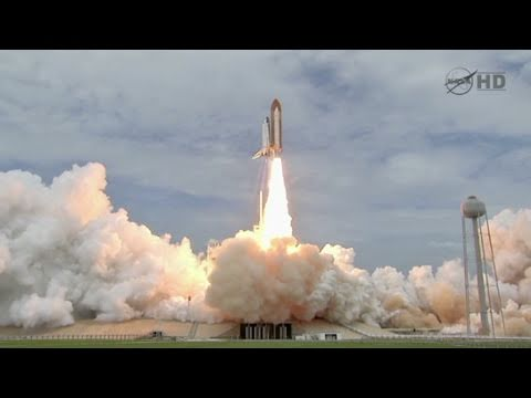 Shuttle launch: Last launch of Atlantis on CNN