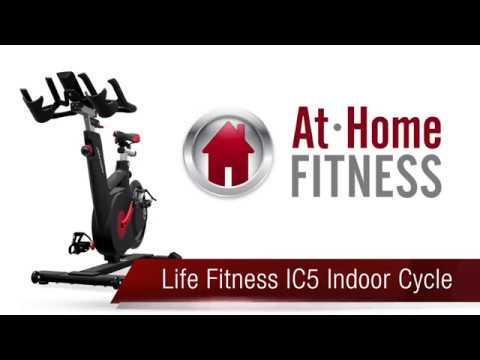 Athomefitness Com Scottsdale Ic5 Indoor Cycle Exercise Bike Review Youtube