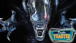ALIEN FRANCHISE REVIEW - Double Toasted Review