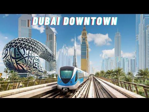 WELCOME TO DUBAI DOWNTOWN / Downtown Dubai United Arab Emirates, Adventure.