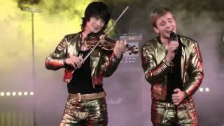 На-На - Скажи зачем и почему, концерт в Германии