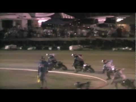 Mid-America Speedway 450 Semi (Entire race, ends with Avila/Halbert crash)