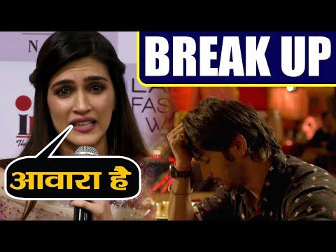 Sushant Singh Rajput & Kriti Sanon BREAK UP; Here's Why | FilmiBeat