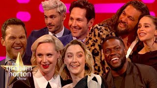 The Best Moments From 2019 On The Graham Norton Show Part One