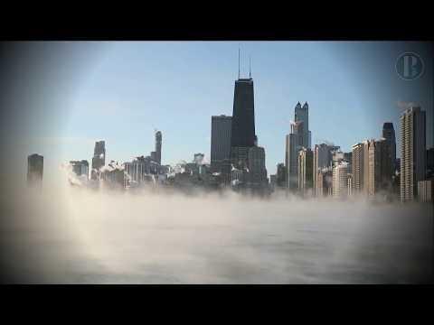 Ola de frío polar deja temperaturas mínimas de 29 bajo cero en Chicago