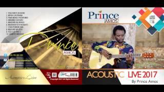 Prince Amos - Usinipite Mwokozi - Tenzi Za Rohoni [Acoustic Live]