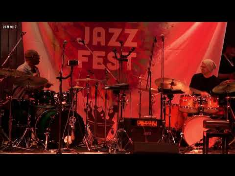Mark Kelso - Larnell Lewis - Part One - TU Jazz Festival 2017
