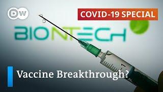 German company BioNTech and Pfizer announce 90% effective coronavirus vaccine | COVID-19 Special