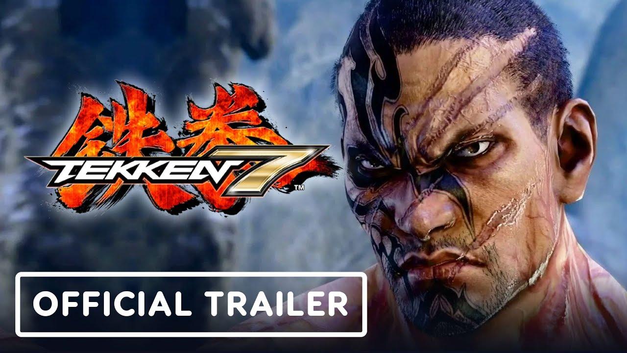 Tekken 7: tráiler oficial de la fecha de lanzamiento de Fahkumram + vídeo