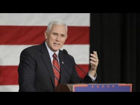 Are the stakes higher for Pence in the VP debate?