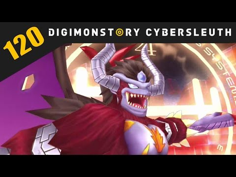 Digimon Story: Cyber Sleuth PS4 / PS Vita Let's Play Walkthrough Part 120 - Creepymon is Creepy