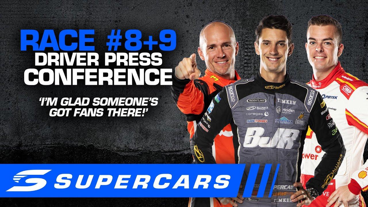 Sunday Press Conference [Race #8 + #9] - Sydney SuperSprint | Supercars 2020