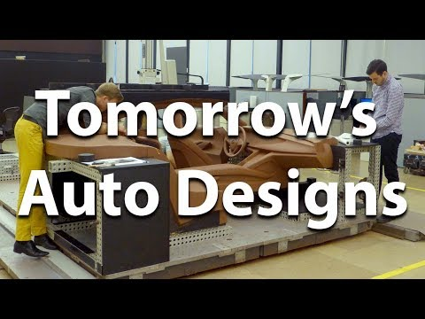 Tomorrow's Auto Designs - Autoline This Week 2210