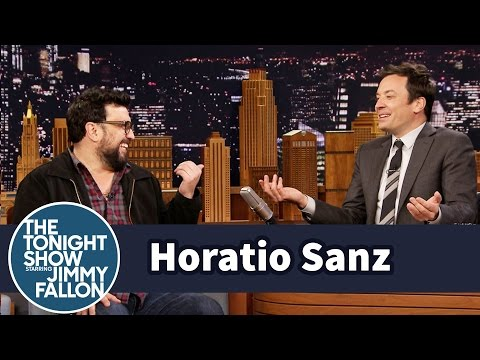 Jimmy and Horatio Sanz Reminisce About Their SNL Days