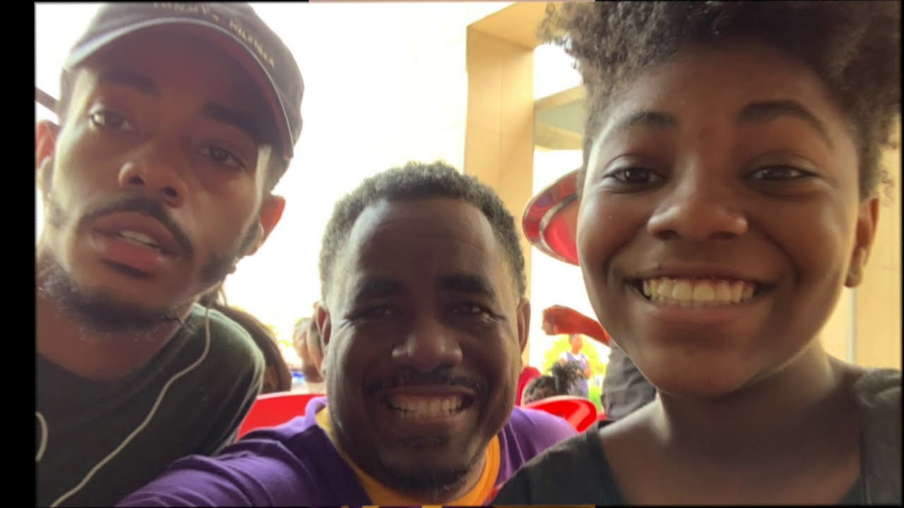 African American family experience the Motherland for the first time: Accra Ghana
