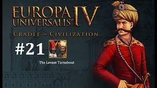 EU4 - Cradle of Civilization - Mamluks - Part 21