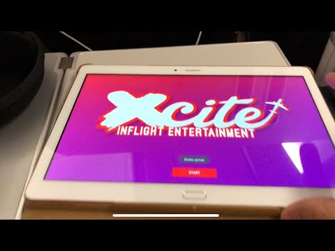 Check Out AirAsia Xcite Inflight Entertainment