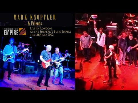 Mark Knopfler and Friends 2002-July-25 LONDON [50 fps]