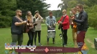 Mountain Sound - Of Monsters and Men - (Acoustic) @ Outside Lands 2012 | Bonnaroo365