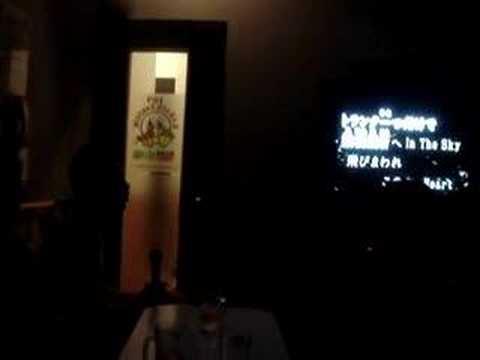 Karaoke in Kyoto