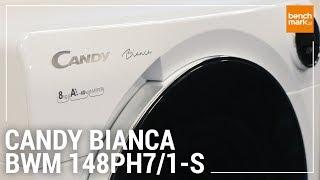Candy Bianca BWM 148PH7/1-S - recenzja pralki