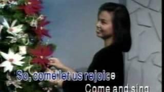 Repeat youtube video Jose Mari Chan & Liza Chan- Christmas in Our Hearts.wmv