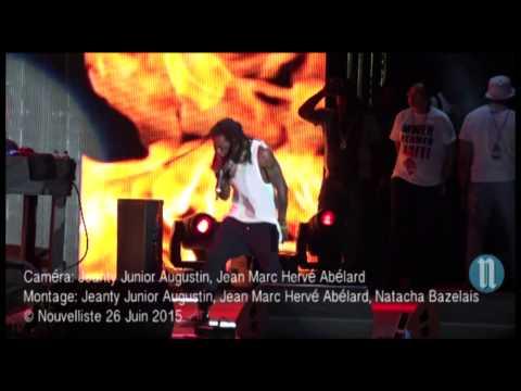 Lil Wayne Live En Haiti
