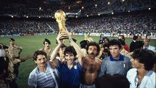 """فيديوجراف- """"باولو روسي""""..خرج من السجن ليقود إيطاليا للفوز بكأس العالم"""