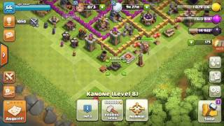 Clash of Clans an greifen