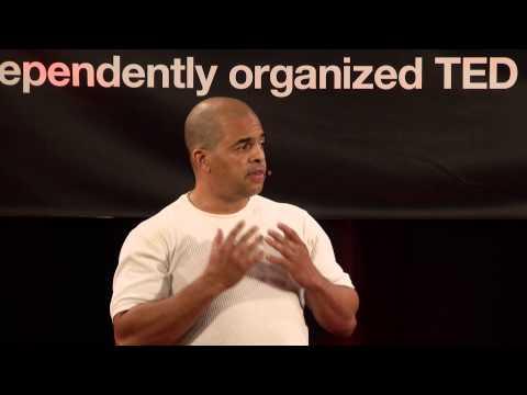 The man who talked to Martin: Blues plea for nonviolence: Cary Clack at TEDxSanAntonio