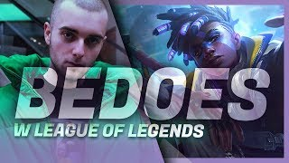 BEDOES W LEAGUE OF LEGENDS