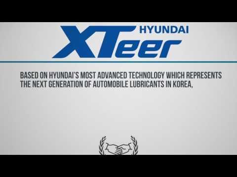 Hyundai Xteer from Hyundai OilBank