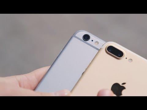 Первый обзор iPhone 7 Plus — лучшая камера?