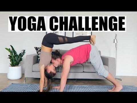 YOGA CHALLENGE w/ Patrick! thumbnail