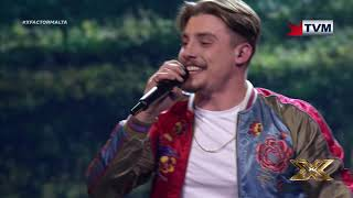 We just cant ignore Owen X Factor Malta Season 1 Final Show