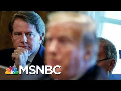 'Devastating Loss': Judge Orders WH Counsel To Testify Before Congress Amid Ukraine Scandal | MSNBC
