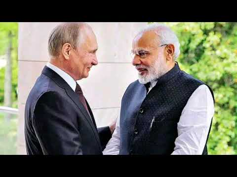 IDA NEWS 526: AUG 7, 2020: RUSSIAN PRESIDENT VLADIMIR PUTIN SCHEDULED TO VIST INDIA IN OCTOBER