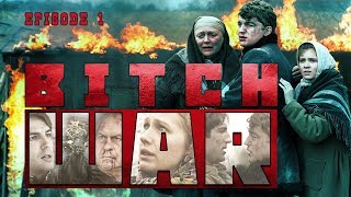 Bitch War. TV Show. Episode 1 of 8. Fenix Movie ENG. Criminal drama
