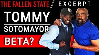 Did Tommy Sotomayor Go EASY on Luenell?! Fallen State YouTube Live Debate! (Excerpt)