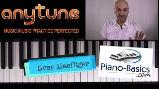 Learn to Play Piano by Ear with Sven and Anytune