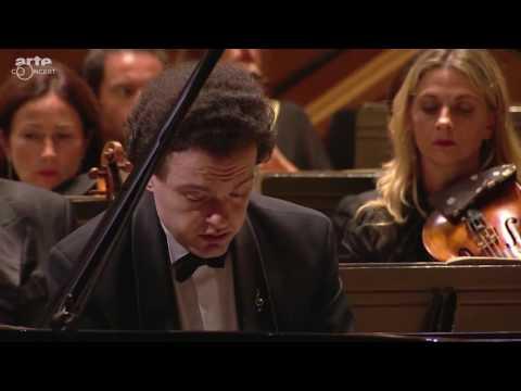 Rachmaninov Piano Concerto No  2, Evgeny Kissin HD