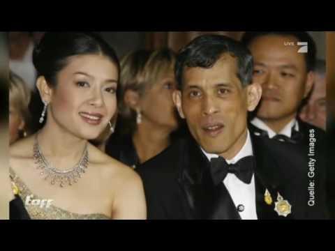 German TV report on Thailand's Rama X