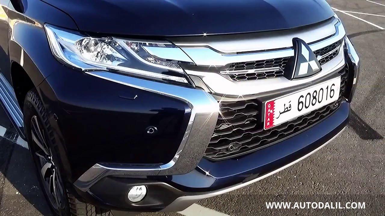 Mitsubishi Montero Sport 2016 Test Drive Youtube