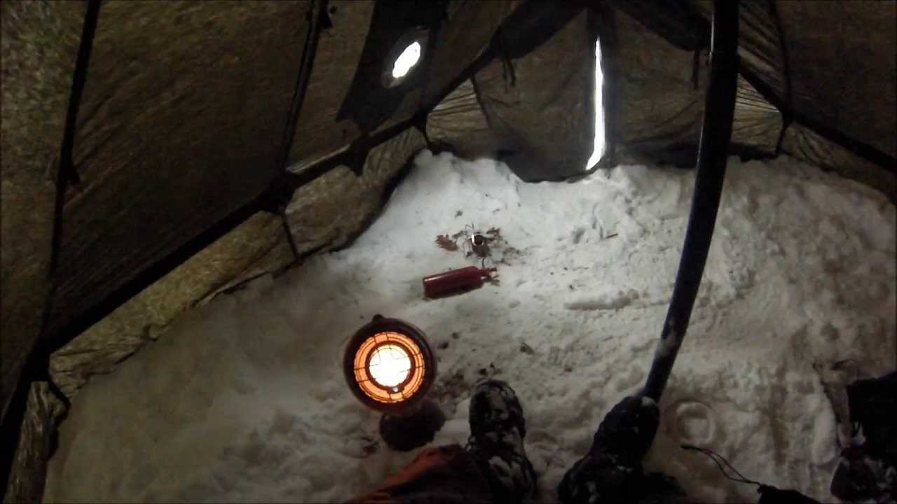 winter trekk hot tent workshop & winter trekk hot tent workshop - YouTube