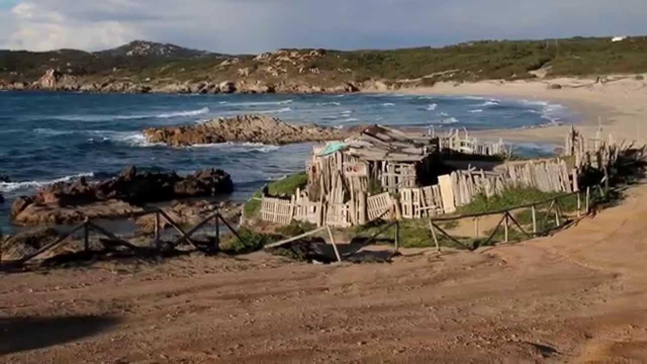 La casa dei legni di mare di rena maiore youtube for Legni di mare arredamento