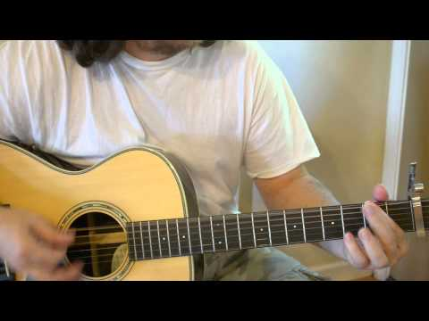 Third Day Acoustic Lesson - Show Me Your Glory