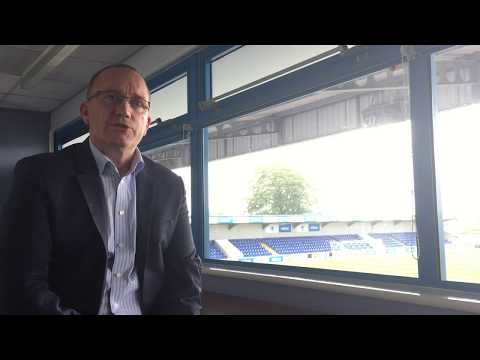 CHESTER FC TV: CEO Mark Maguire speaks following Solihull postponement