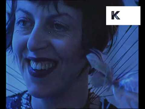 1990s Isabella Blow, London Fashion